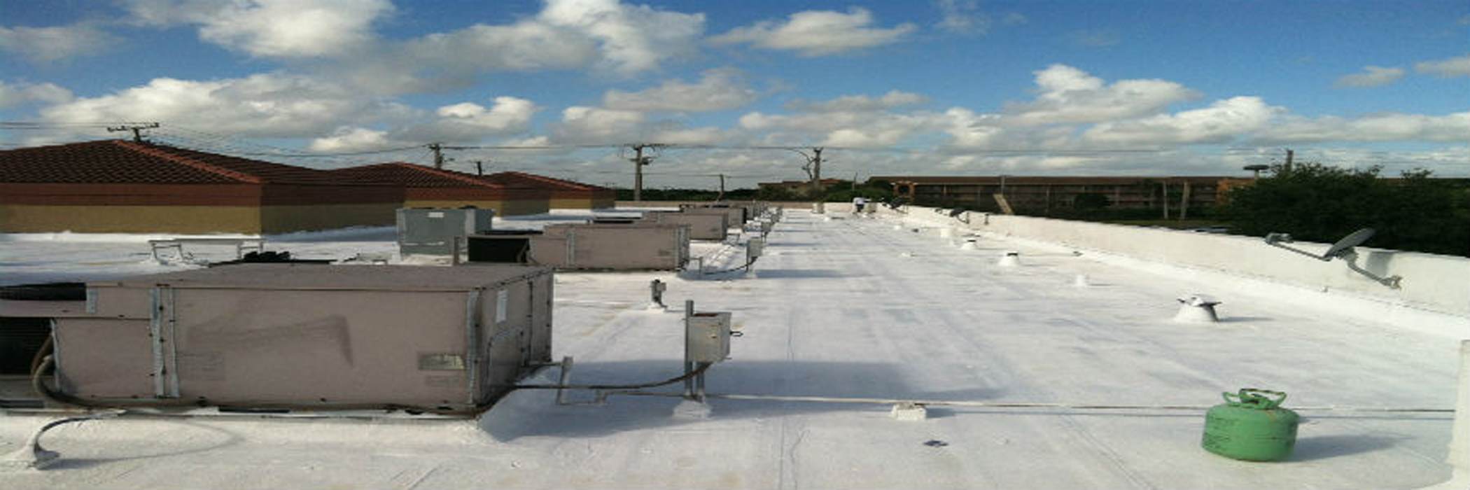 The Roof Store Roof Painting Contractor Roof Restoration