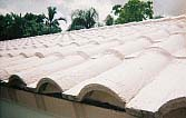 seal barrel roof tile, fort lauderdale, fl