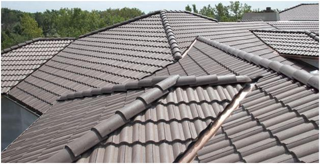 Cement Tile Roof Painting
