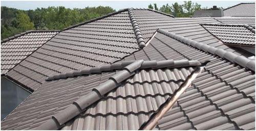 Cement Tile Roof Waterproofing