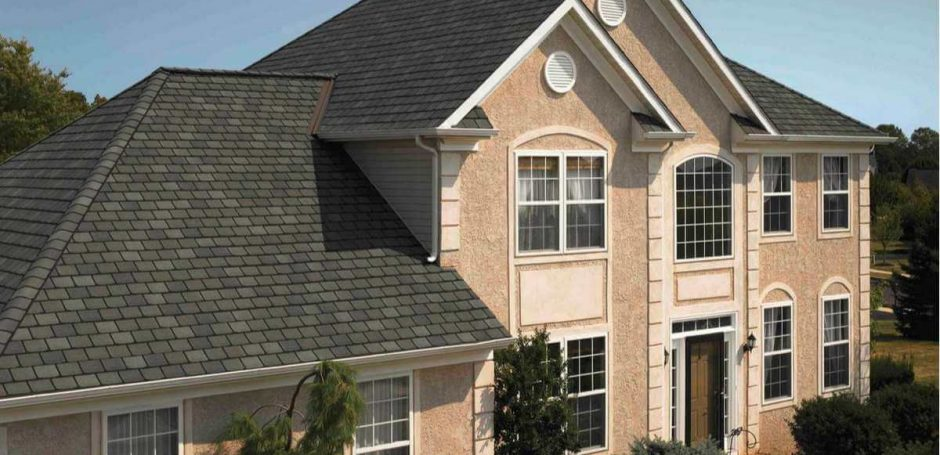 Residential Shingle Roof Coating