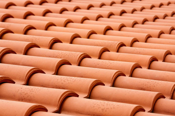 Spanish Tile Roof Coating