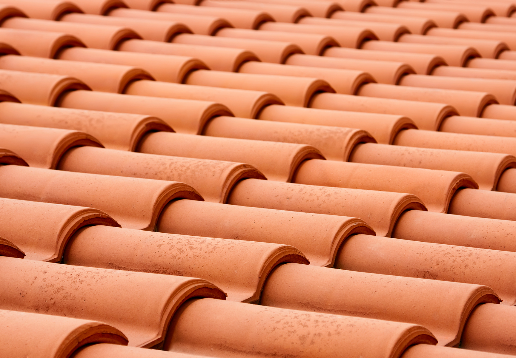 Spanish Tile Roof Painting